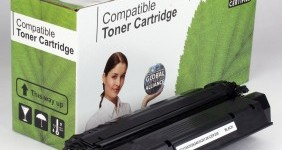 HP Compatible Black Toner C7115X High Yield
