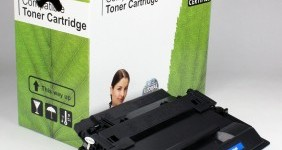 HP Compatible Black Toner CE255X High Yield