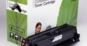 HP Compatible Black Toner CE250X High Yield