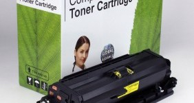 HP Compatible Yellow Toner CE262A