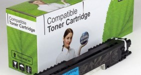 HP Compatible Cyan Toner CE311A