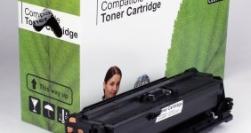 HP Compatible Black Toner CE400X High Yield