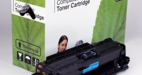 HP Compatible Cyan Toner CE401A