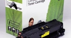HP Compatible Yellow Toner CE402A